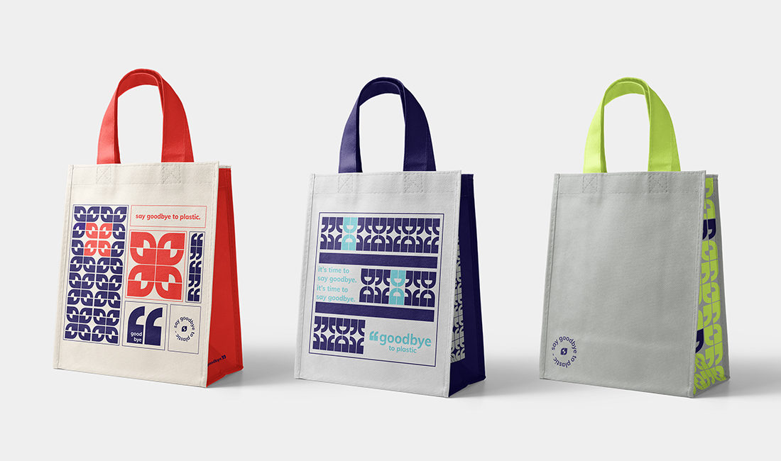 sustainable tote